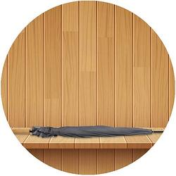 branded Bamboo umbrella