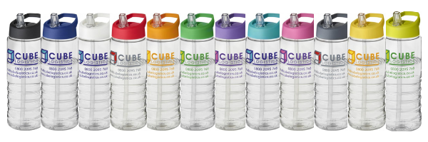 Promotional H20 Treble Sports Bottles