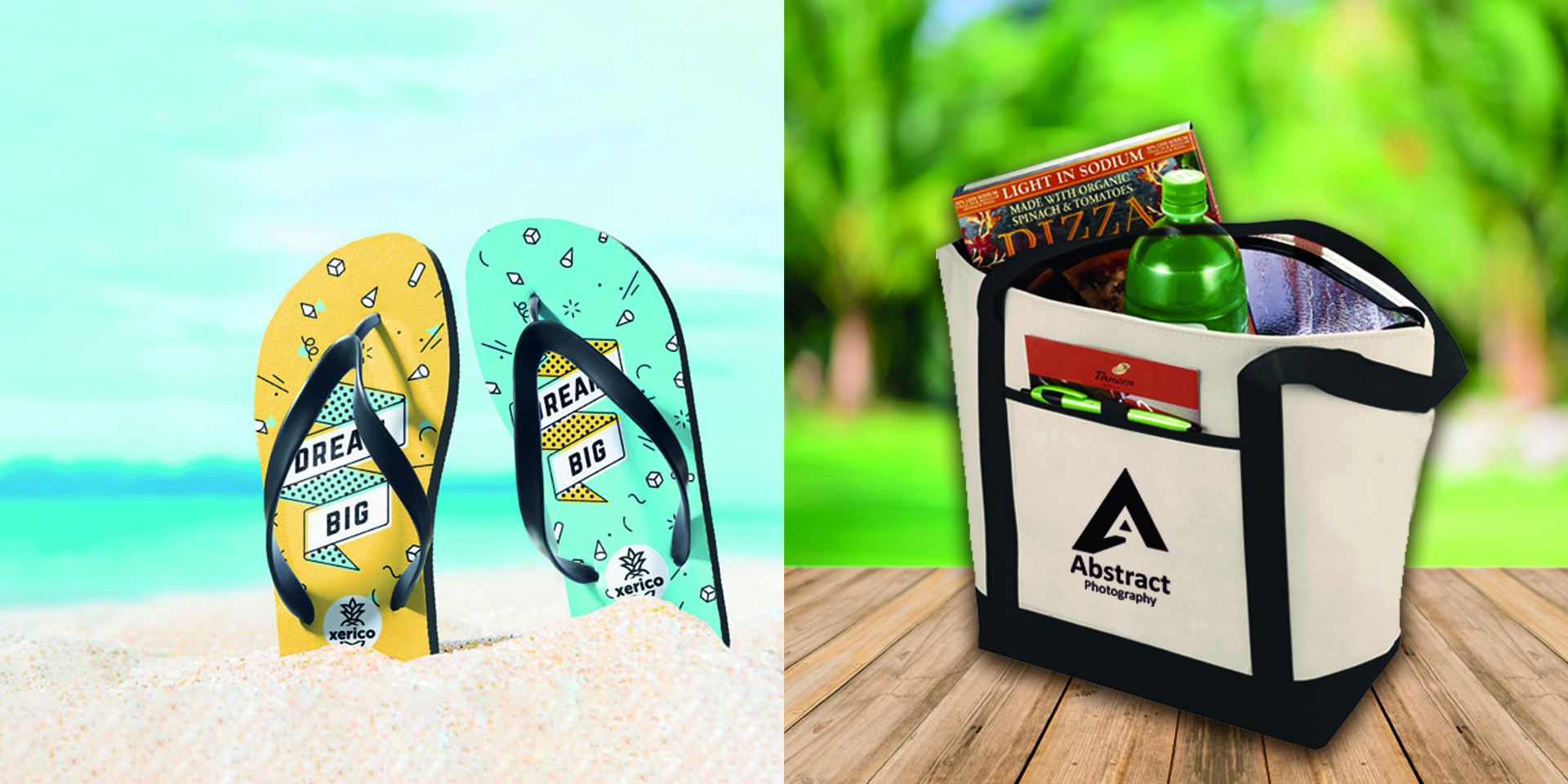 Branded Summer Promotional Products