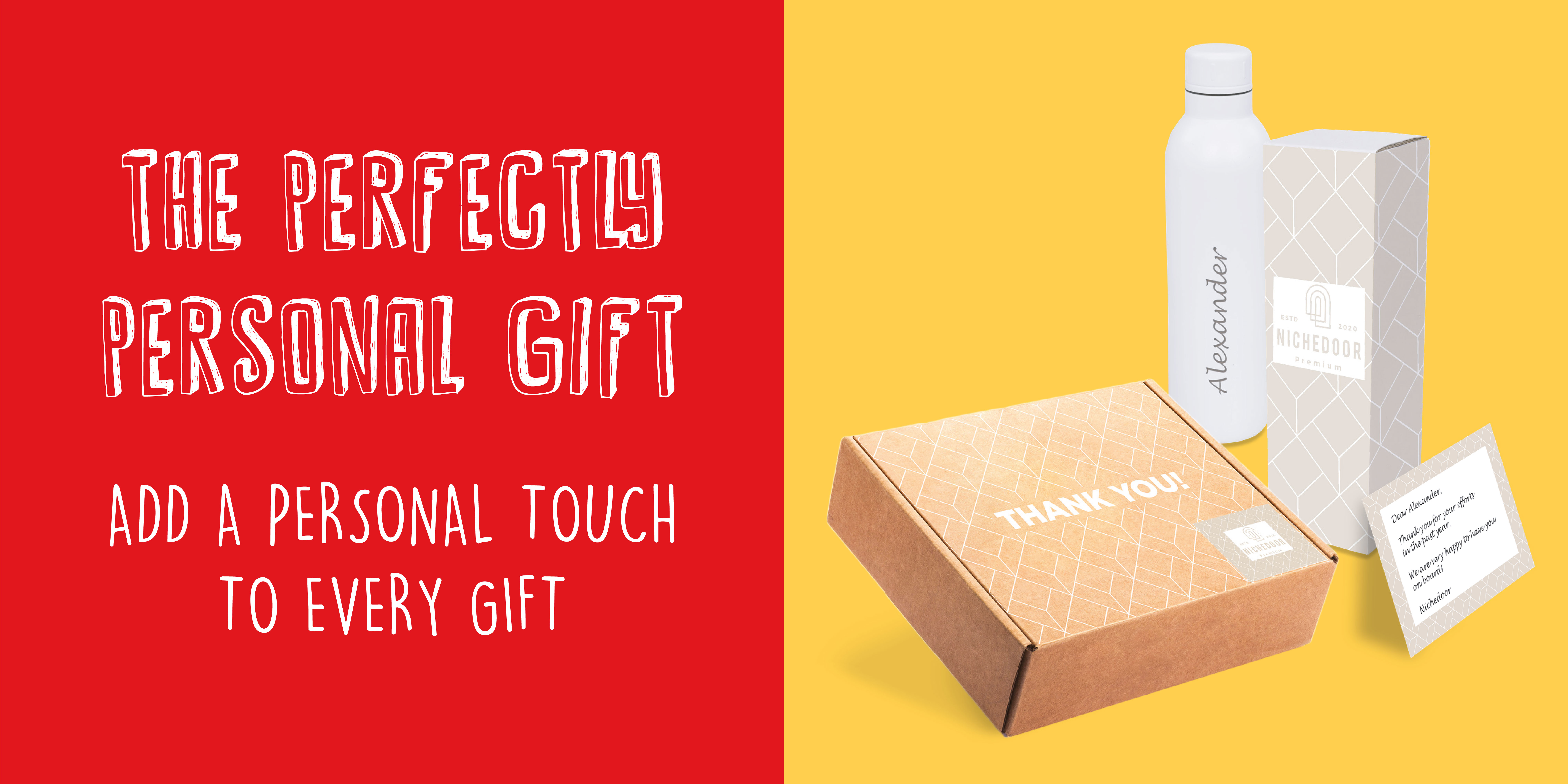 Perfectly personal gifts