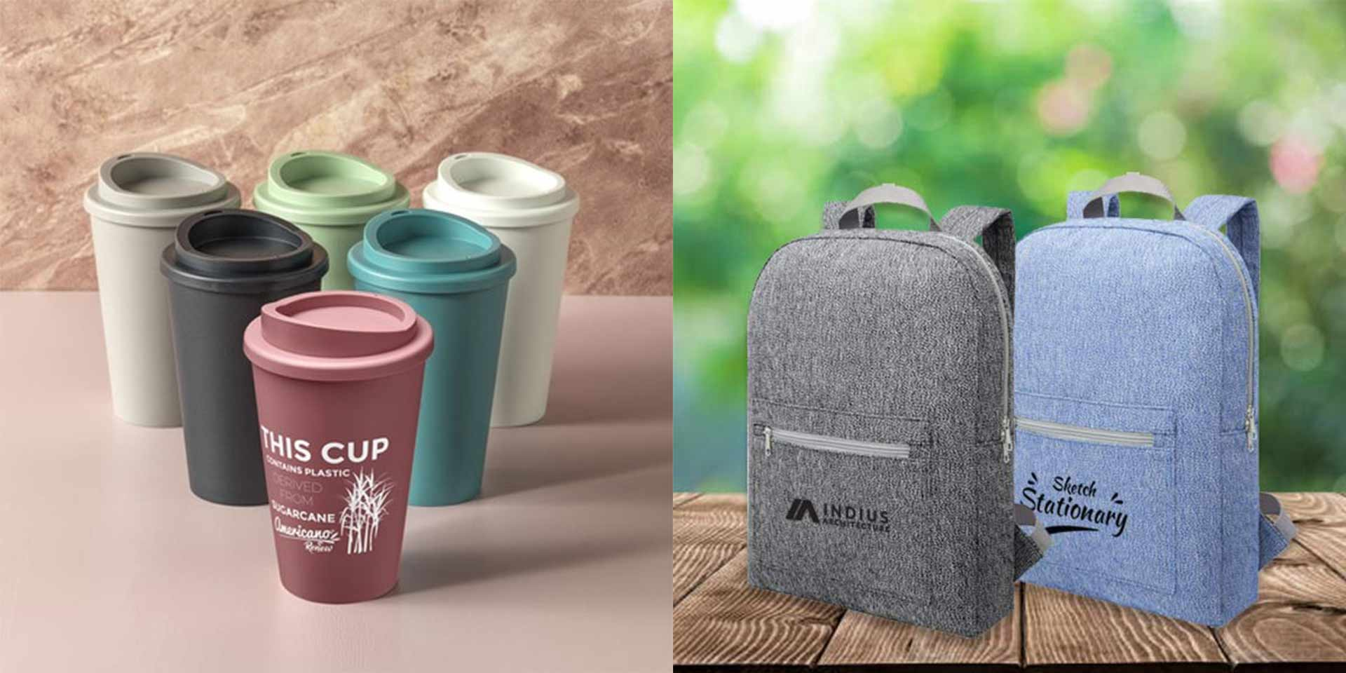 Top 5 Sustainable Promotional Items